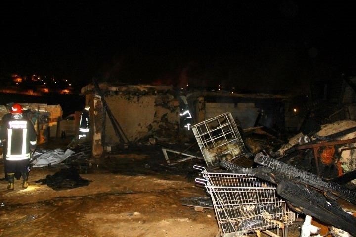 Gaziantep'te yangın faciası: 7 ölü