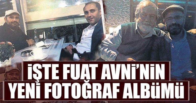 İşte Fuat Avni'nin yeni fotoğrafları