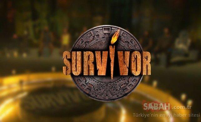 Survivor kim elendi? 30 Haziran adaya veda eden isim belli oldu! Survivor SMS sıralaması ile kim elendi?