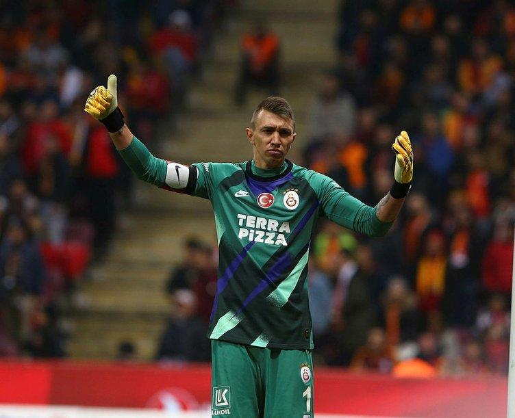 Galatasaray'da son dakika: Flaş Muslera gelişmesi!