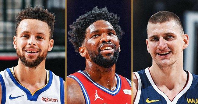 NBA'de yılın enleri adayları belli oldu!