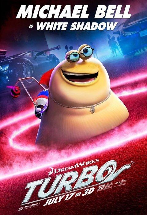 Turbo filminden kareler