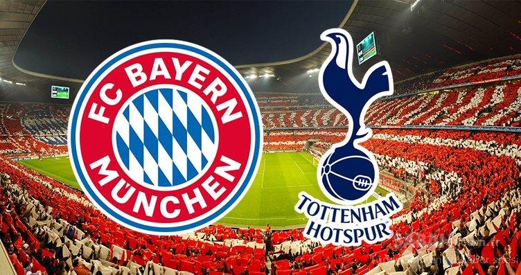 Tottenham Bayern Münih maçı ne zaman saat kaçta ve hangi kanalda? (AUDI CUP Final Maçı)
