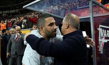 Arda Turan, Fatih Terim'in elini öptüğü o anları anlattı!