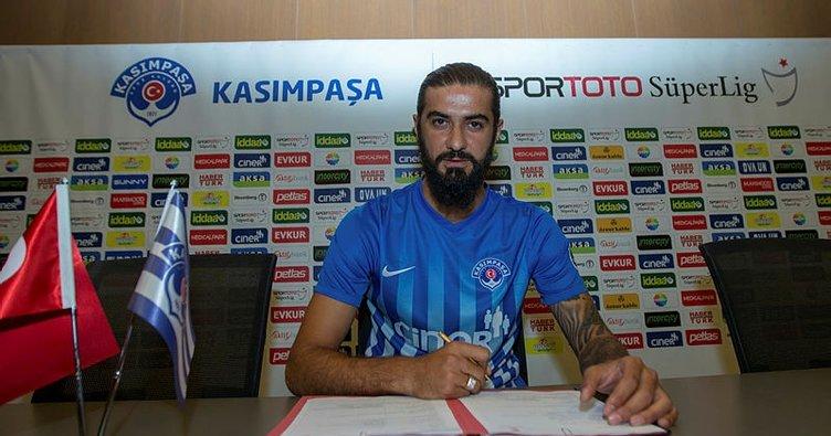 Fatih Öztürk, Kasımpaşa'ya transfer oldu