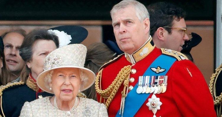Cinsel istismarla suçlanan Prens Andrew'a şok! İngiliz Kraliyeti kararını verdi