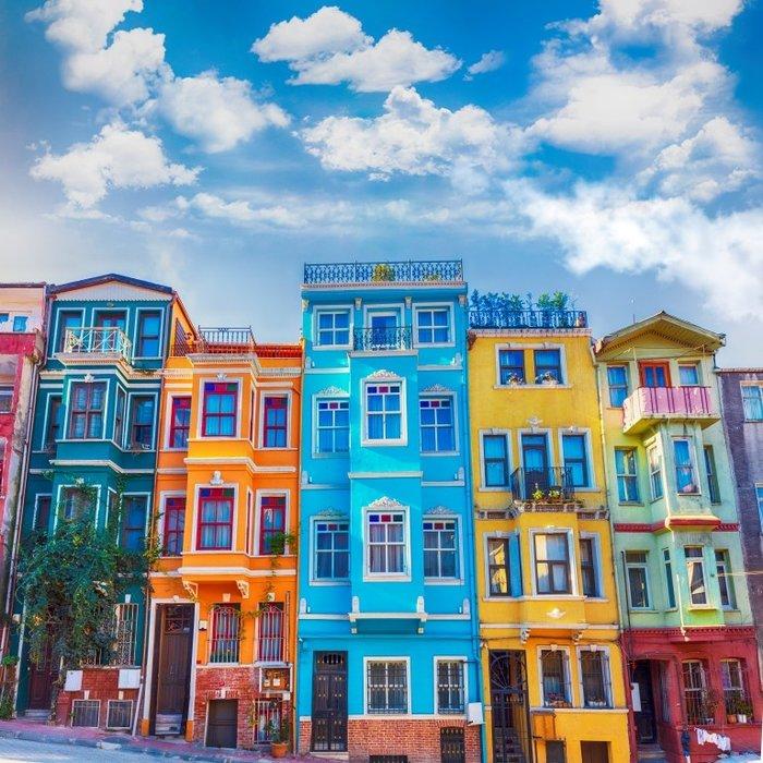 İstanbul'da güzel sokaklarında kaybolmaya değer en güzel 5 semt!