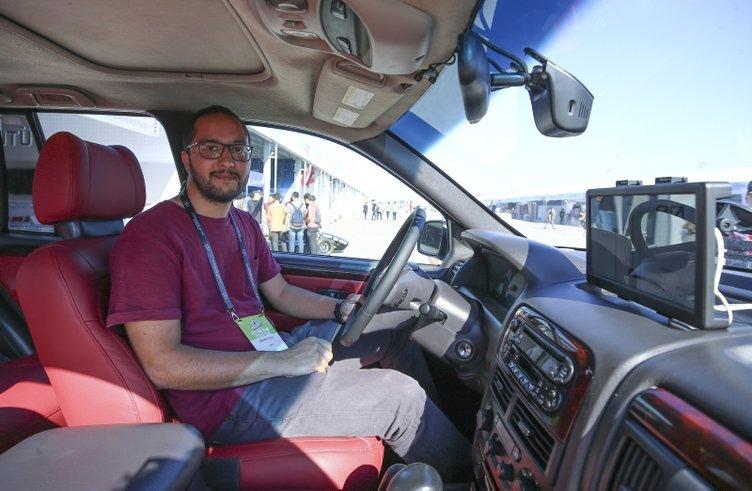 Yerli ve milli otomobiller ile otonom sistemler TEKNOFEST'te