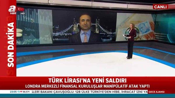 Türk Lirasına Yeni Saldırı!