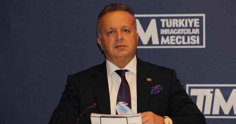 TİM Başkanı Gülle: Yeni bir Cumhuriyet tarihi rekoruna hep birlikte imza attık