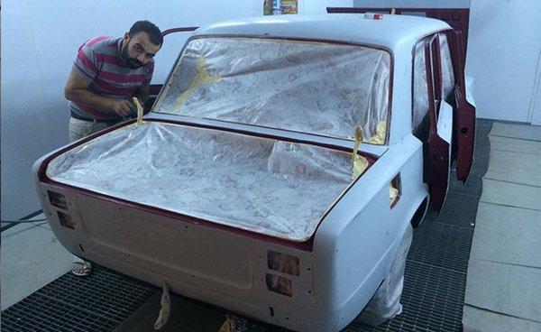 Efsane Murat 124'ü yeniden yarattı; 200 bin TL verdiler satmadı!