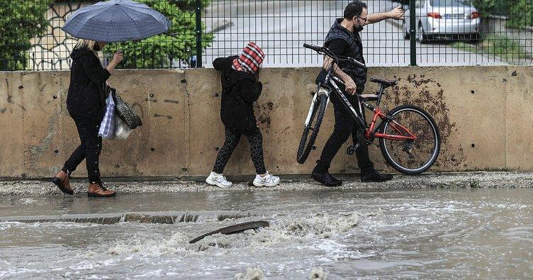 Sağanak yağış geliyor! Ankara Valiliği'nden vatandaşlara uyarı...