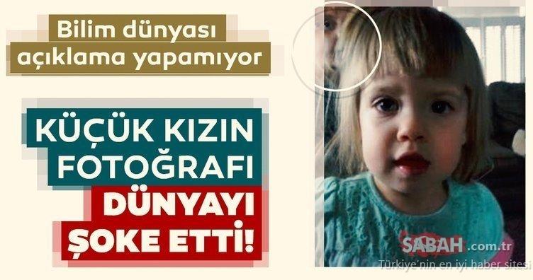 Küçük kızın çekildiği fotoğraf dünyayı şoke etti!