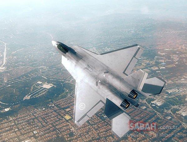 Paris Airshow'da Milli Muharip Uçak rüzgarı esecek!