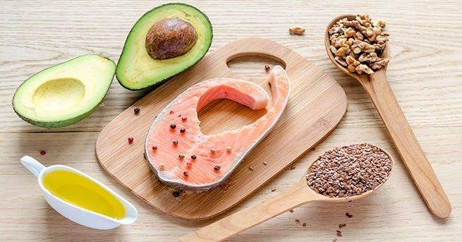 Omega 3 kaynağı besinler!