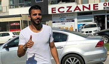 Bursaspor'un transferleri Badji ve Aytaç, Bursa'da