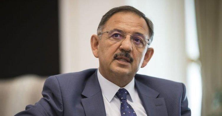 Korona tedavisi göre AK Parti Genel Başkan Yardımcısı Özhaseki ve eşi taburcu edildi