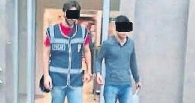 Evlerden hırsızlık yapan kişi tutuklandı