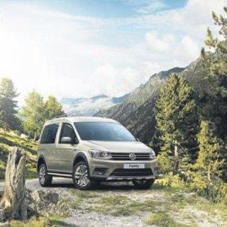 Volkswagen Caddy ailesine yeni versiyon