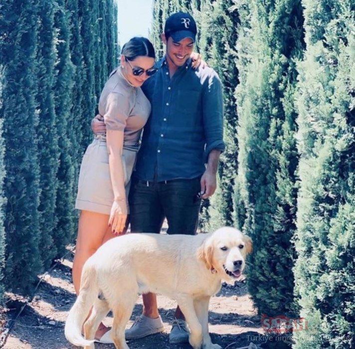 Şarkıcı Hadise son noktayı koydu! Hadise ayrılık haberlerini fena ti'ye aldı! Hadise'den sevgilisi Kaan Yıldırım'ın köpeği Benek ile güldüren paylaşım!