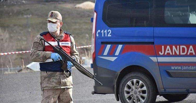 Bilecik'te bir köy Kovid-19 vakalarındaki artış nedeniyle karantinaya alındı