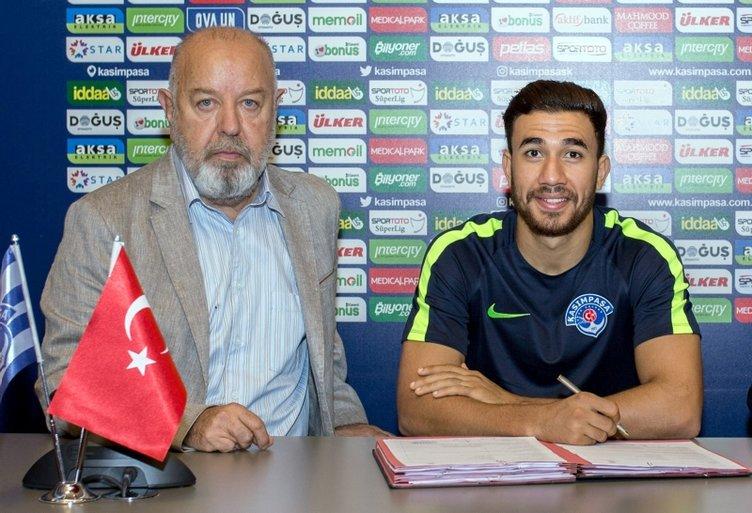 Galatasaray Trezeguet'yi böyle ikna etti