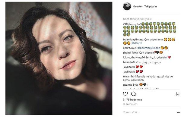 Ünlülerin Instagram paylaşımları (16.01.2018)