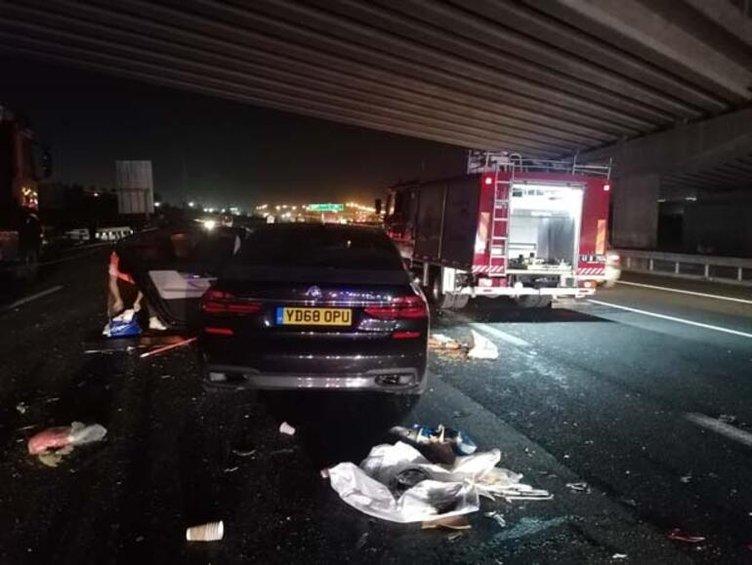 Son dakika: Kocaeli'nde feci kaza! 3 kişi öldü, 4 kişi yaralandı