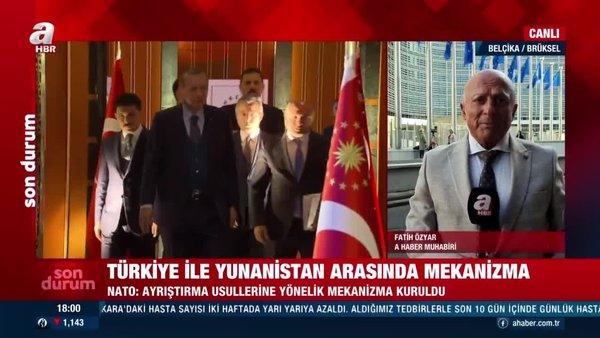 NATO'dan Doğu Akdenizaçıklaması: Türkiye ile Yunanistan arasında yeni mekanizma | Video