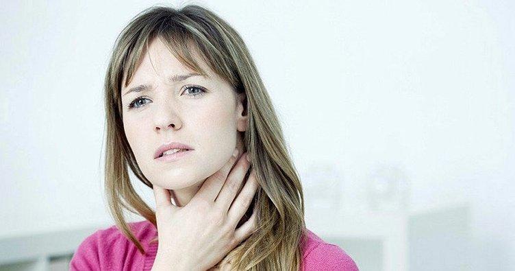 Boğaz ağrısı neden olur, nasıl geçer? Boğaz ağrısı tedavisi..