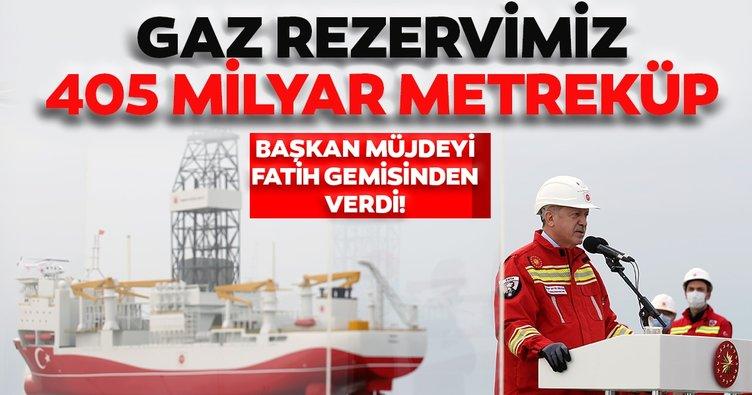 85 milyar metreküp yeni doğalgaz rezervi
