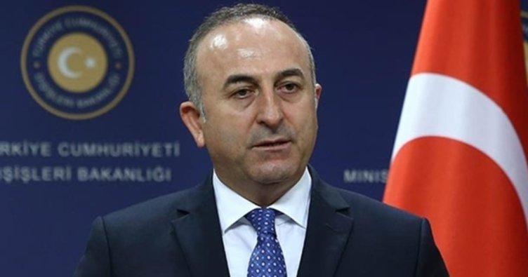Dışişleri Bakanı Çavuşoğlu'ndan Rusya'da kritik açıklamalar!
