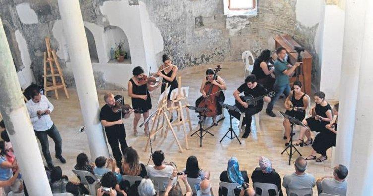 Eğirdir'de Klasik Müzik Festivali coşkusu