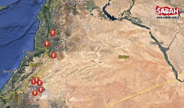 Suriye'de neresi hangi silahlarla vuruldu? Fırtına gölgeler sahneye çıktı! İşte tüm detaylar