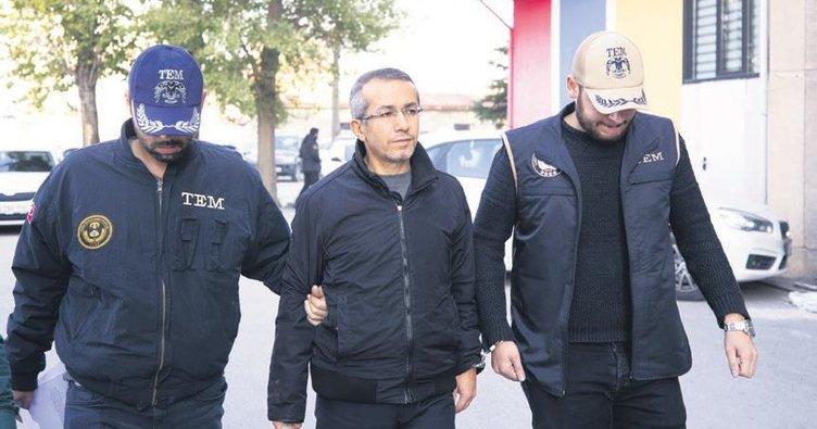 Ferhat Sarıkaya tutuklandı