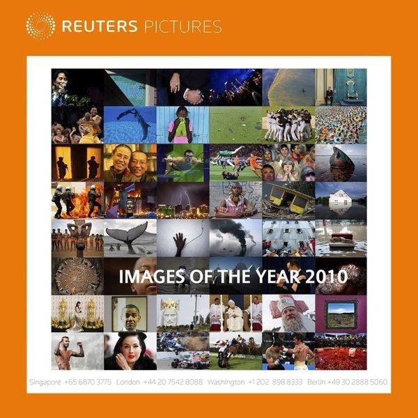 Reuters'tan geçen yılın fotoğrafları