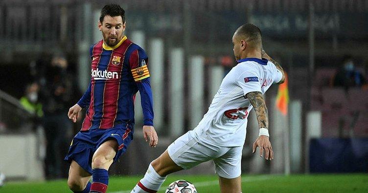 Barcelona - Paris Saint Germain maç özeti izle