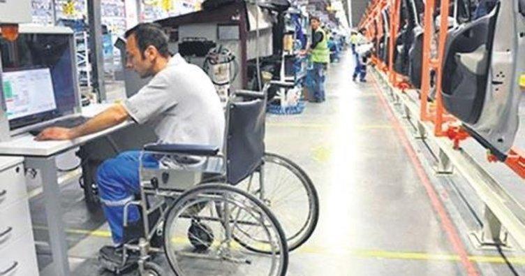 400 bin engelli iş sahibi oldu