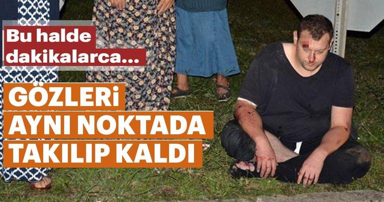 Giresun'da feci kaza: 9 yaralı