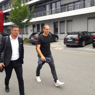 Fenerbahçe'de beklenen ayrılık! Michael Frey, Almanya'ya gitti...