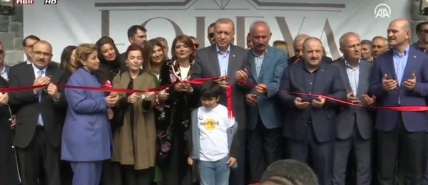 erdoğan trabzon otel açılış ile ilgili görsel sonucu