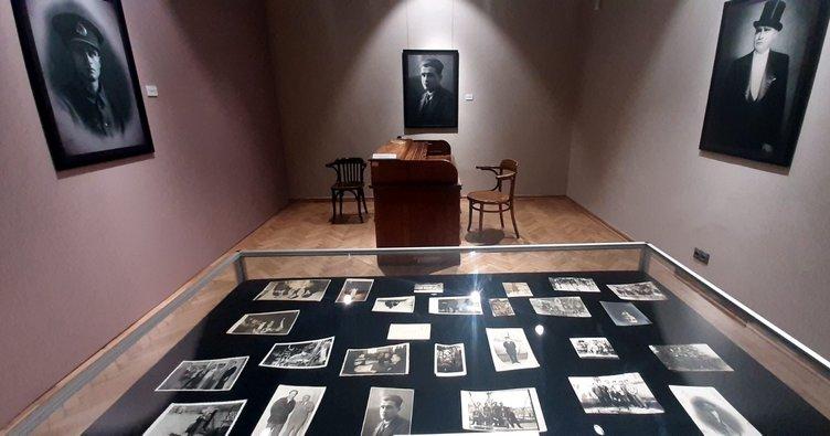 Doğumunun 120. yılında Ahmet Hamdi Tanpınar sergisi ile hatırlandı
