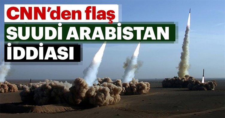CNN'den flaş Suudi Arabistan iddiası