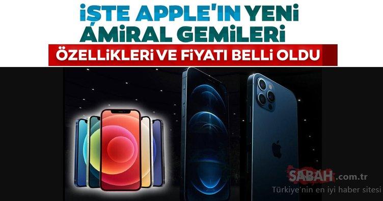 iPhone 12 tanıtımı yapıldı, özellikleri ve fiyatı belli oldu! Yeni iPhone 12 fiyatı ne kadar, Türkiye'de ne zaman satışa sanılacak?