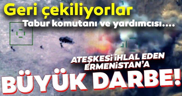 Son dakika: Ateşkesi ihlal eden Ermenistan'a ağır darbe! Azerbaycan bilançoyu açıkladı | İşte cephe hattında son durum