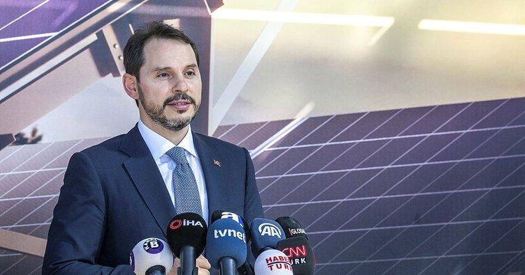 Hazine ve Maliye Bakanı Berat Albayrak'tan üniversiteye başlayacak öğrencilere mesaj