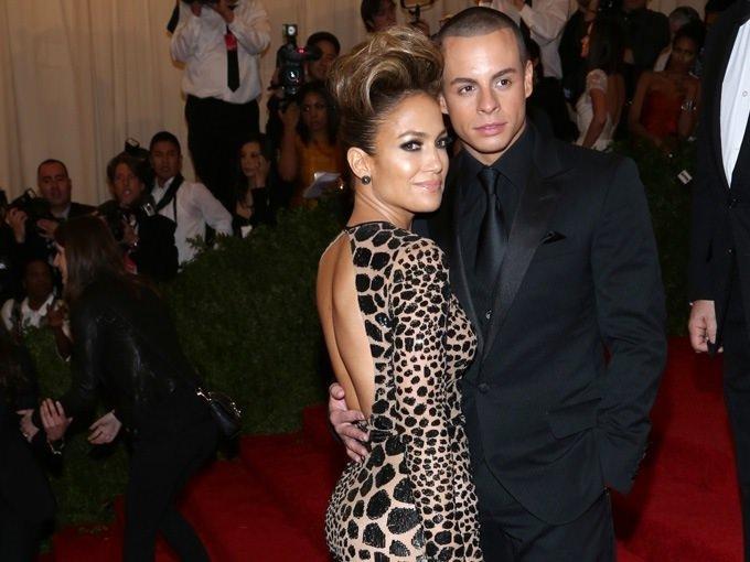 Jennifer Lopez ile Casper Smart'ın en güzel kareleri