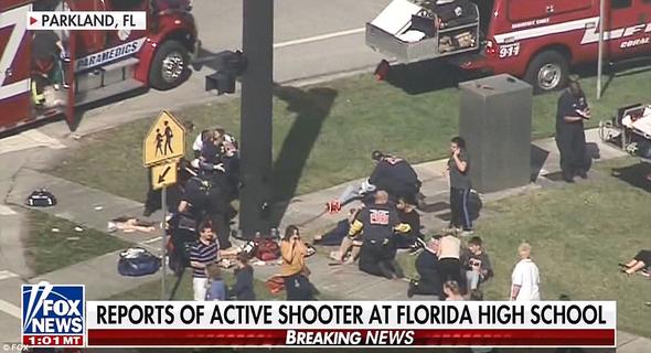 ABD'de büyük şok! Liseye silahlı saldırı
