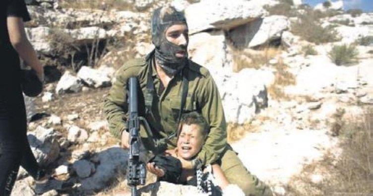 İsrail hapishanelerinde 300 Filistinli çocuk bulunuyor