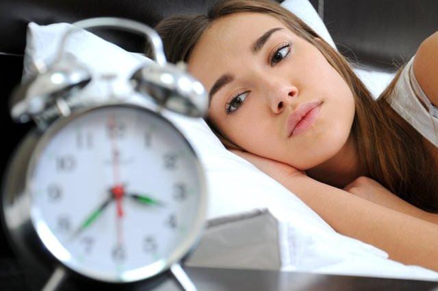Uykusuzluk sonucu vücutta oluşan değişimler